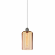 Sonneman 3191.20BZ Cloche Contemporary Retro Nickel Mini Pendant Lighting