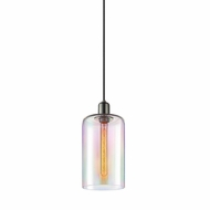 Sonneman 3191.20D Cloche Modern Retro Nickel Mini Pendant Light