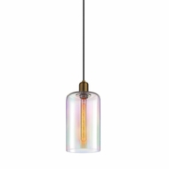 Sonneman 3191.21D Cloche Modern Retro Brass Mini Pendant Lamp