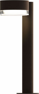 Sonneman 7303.PC.FH.72.WL REALS Modern Textured Bronze LED Exterior Landscaping Light