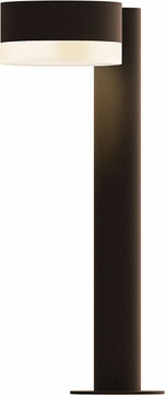 Sonneman 7303.PC.FW.72.WL REALS Modern Textured Bronze LED Exterior Landscape Lighting Design