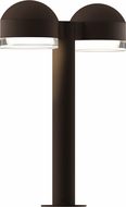 Sonneman 7306.DC.FH.72.WL REALS Modern Textured Bronze LED Exterior Landscaping Light