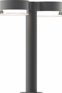 Sonneman 7306.PC.FH.74.WL REALS Contemporary Textured Gray LED Outdoor Pathway Lighting