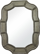 Sterling 114-17 Merriwood Antique Silver & Antique Mirror Wall Mirror