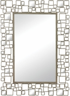 Sterling 114-38 Alvis Silver & Antique Mirror Wall Mirror