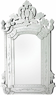 Sterling 114-51 Bolsover Clear Wall Mounted Mirror
