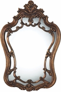 Sterling 115-06 Sandyford Antique Gold Leaf Wall Mirror