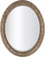 Sterling 115-10 Franklin Silver Leaf & Bronze Wash Mirror