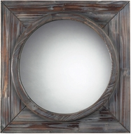 Sterling 116-002 Bronwood Brown Wall Mirror