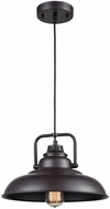 Sterling 1217-1002 Rum Row Contemporary Oil Rubbed Bronze Drop Ceiling Lighting