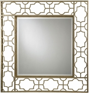 Sterling 138-189 Moorish Gold Wall Mounted Mirror