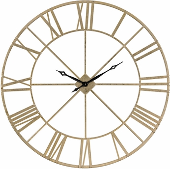 Sterling 3138-288 Pimlico Gold Clock