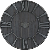 Sterling 326-8723 Cape Verde Restoration Black Clock