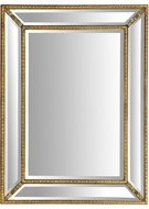 Sterling 40-3214M Beverly Gold Leaf Mirror
