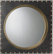 Sterling 51-004 Porthole Antique Gold & Bronze Wall Mirror