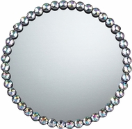 Sterling 51-10018 Jewel Edged Clear Wall Mirror