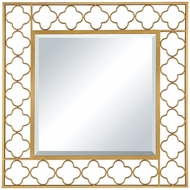 Sterling 5132-022 Aqaba Antique Gold Mirror