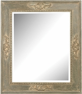 Sterling 6100-005 Marseilles Grey White Wash Wall Mirror