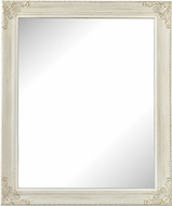 Sterling 6100-016 Masalia Antique White Wall Mirror