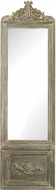 Sterling 6100-018 Bastille Grey White Wash Mirror