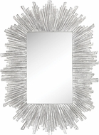 Sterling 6100-032 Arroyo Modern Bleached White Mirror