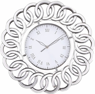 Sterling 6100-033 Ch�telaine Clear Clock