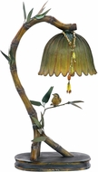 Sterling 91-932 Perching Finch Modern Burwell Bronze Table Light