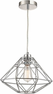 Sterling D2962 Paradigm Contemporary Chrome Hanging Pendant Light