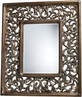 Sterling DM1924 Webster Gold Leaf & Heavy Grey Antique Mirror