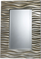 Sterling DM1927 Transcend Silver Leaf Wall Mounted Mirror
