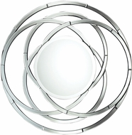 Sterling DM1978 Milton Contemporary Clear Wall Mounted Mirror