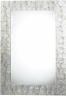 Sterling DM1987 Tolka Quay Natural Shell & Mother of Pearl Shell Wall Mounted Mirror