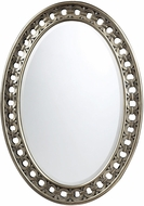Sterling DM2017 Sumner Silver Wall Mounted Mirror