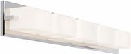 Tech 700BCARS5C-LED927 Arris Contemporary Chrome LED Bath Lighting Fixture