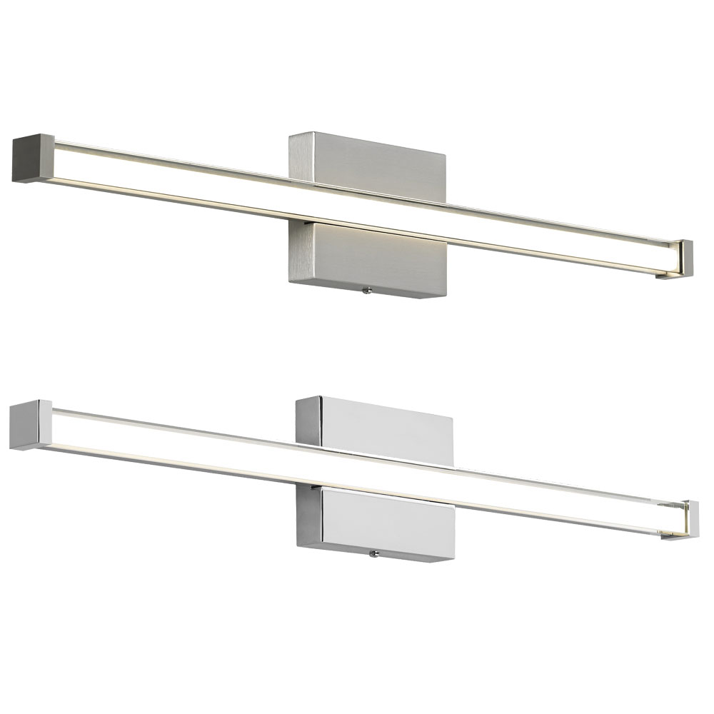 modern bath lighting. Tech 700BCGIAR Gia Contemporary LED Bathroom Lighting Fixture. Loading Zoom Modern Bath N