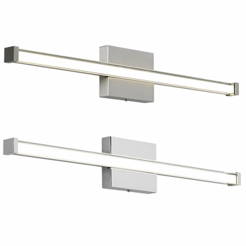 Designer Bathroom Lighting Fixtures tech 700bcgiar gia contemporary led bathroom lighting fixture