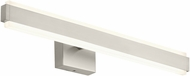 Tech 700BCTFN24S-LED927 Tiffin Contemporary Satin Nickel LED 24  Bathroom Wall Light Fixture