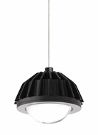 Tech 700ERSB Eros Modern LED Mini Drop Ceiling Light Fixture