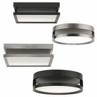 Tech 700FMFINF Finch Float Modern LED Ceiling Light Fixture