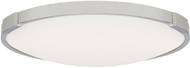 Tech 700FMLNC13C Lance Contemporary Chrome LED 13  Flush Mount Lighting