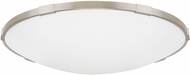 Tech 700FMLNC24S Lance Modern Satin Nickel LED 24  Overhead Light Fixture