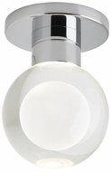 Tech 700FMSPRMCC-LED930 Sopra Modern Chrome LED Overhead Light Fixture