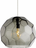 Tech 700TDRECPK Reece Contemporary LED Line Voltage Mini Pendant Light