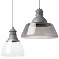 Tech 700TDSTNP Stratton Modern Line Voltage Pendant Light Fixture