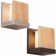 Tech 700WSCRB Corbel Onyx Contemporary Light Sconce