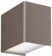 Tech 700WSKENG-LED830 Kenton Contemporary Gold LED Lamp Sconce