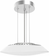 Tech 700XAN Xander Contemporary Satin Nickel LED Line Voltage Pendant Light