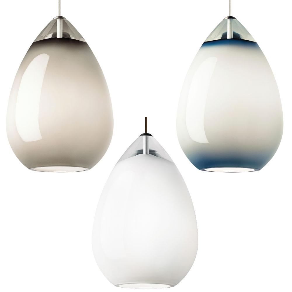 Tech alina grande contemporary led line voltage mini Modern pendant lighting