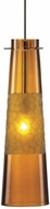 Tech BONN-PENDANT-AMBER Bonn Contemporary Low Voltage Mini Pendant Lighting Fixture