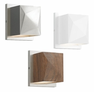 Tech Caf� Contemporary LED Wall Sconce
